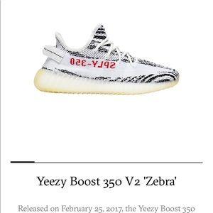 a7a37f04b978d Yeezy Shoes - Yeezy Boost 350 V2 Zebra